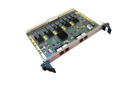 ComEth 4070a L2 & L3 Gigabit Ethernet VME Switch image