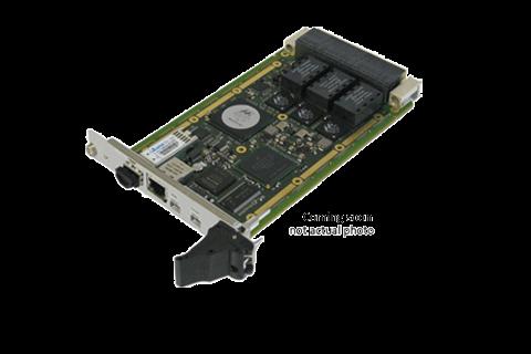ComEth4080e - 3U VPX 1/10/40 Gigabit Ethernet Switch