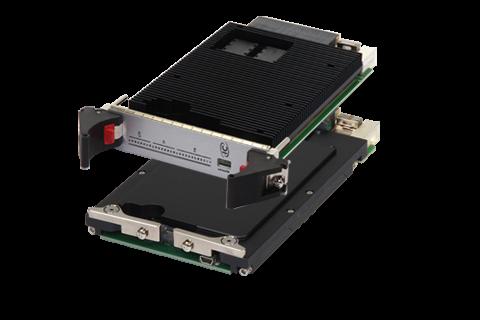 ComEth4082e - VITA 66.5 3U VPX Giga Ethernet Switch