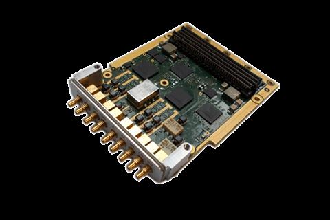 IC-ADC-FMCd - analog-to-digital Quad 16 bit FMC board