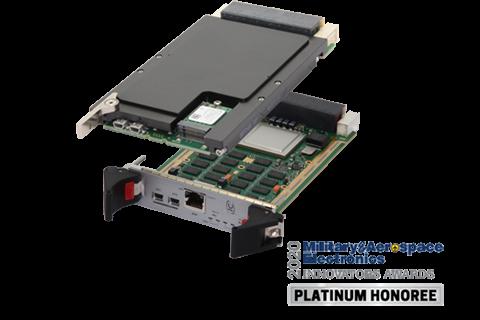 IC-ARM-VPX3a - 3U VPX LX2160A ARM based SBC
