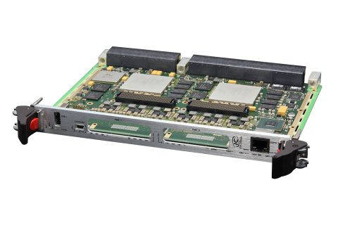IC-FEP-VPX6b photo - Virtex®-7 & QorIQTM 6U VPX processing unit