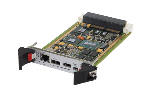 IC-INT-VPX3c - 3U VPX Intel Core i7 Gen3 SBC