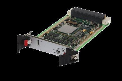 3U VPX Intel Xeon DSP board - IC-INT-VPX3e