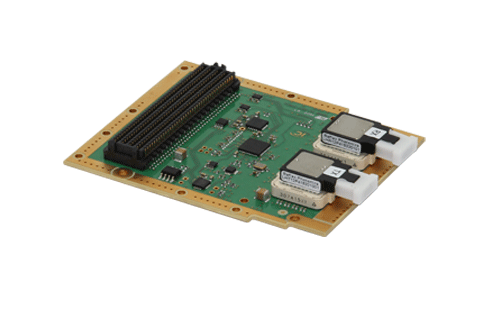 IC-OPT-FMCPa photo - 120 Gbps full-duplex bandwidth 57.1/57.4 optical FMC