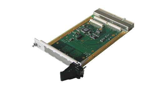 3U cPCI carrier for PCI Mezzanine Cards