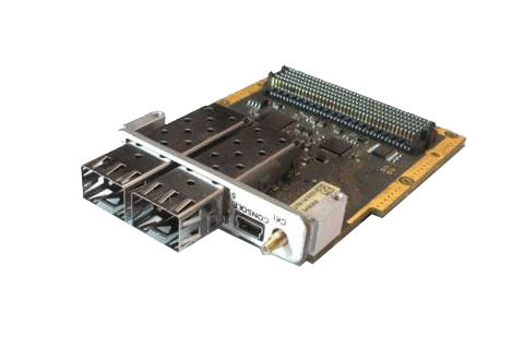 IC-SFP-FMCa - Two SFP FPGA Mezzanine Card