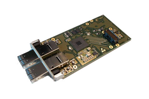 IC-XGE-XMCa 10G/40G Ethernet XMC