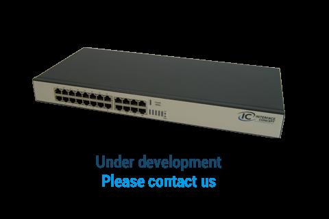 ComEth BOX 4000a - 1U Gigabit Ethernet Switch