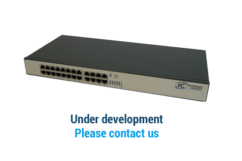 ComEth BOX 4050a - 1U L2 and L3 Ethernet Switch
