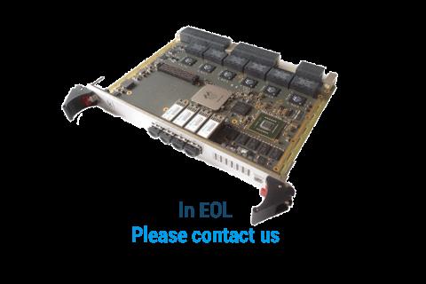 ComEth4341a - 6U OpenVPX Gigabit Ethernet Switch