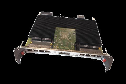ComEth 4345a - Gigabit & 10 Gigabit Ethernet Switch 6U OpenVPX L3+ IP Router