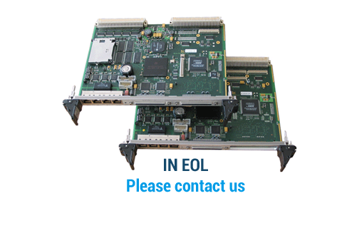 pLinesE8_VMEb - 6U VME Communication board